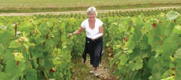 Muriel Deléger Conseil en Viticulture Ecologique et Guide Oenotourisme
