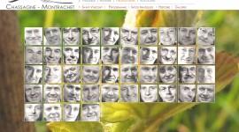 La famille des vignerons de Chassagne-Montrachet sur le site officiel de la Saint-Vincent 2010