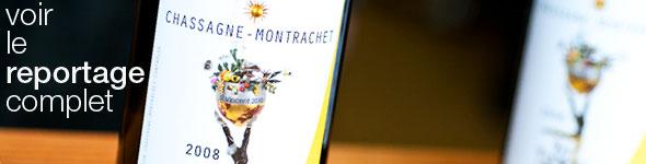 Reportage sur la Saint Vincent Tournante 2010 à Chassagne Montrachet par Aurélien Ibanez