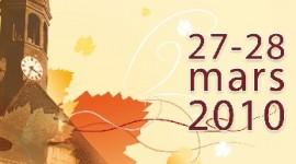 Affiche de la 49 vente des Hospices deNuits-Saint-Georges 2010