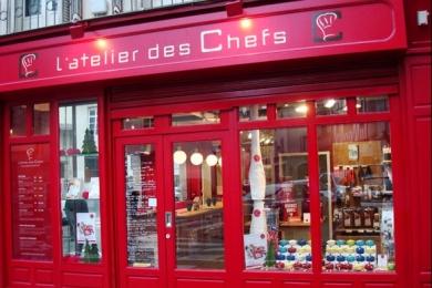 Destockage noz industrie alimentaire france paris - Cours de cuisine dijon atelier des chefs ...