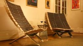 Living room design chair