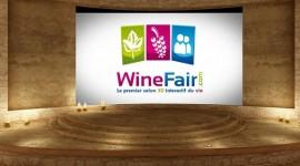 Amphithéâtre des conférences Wine Fair 2010