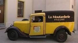 Chrsitophe Quéant à la Moutarderie Fallot à Beaune