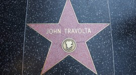 Hollywood Walk of Fame Star John Travolta