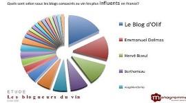 Profil des blogueurs du vin 2010