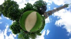 Eiffel Ball par gadl cc: by-nc-sa/2.0/