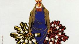 Affiche du vin - Vinalia