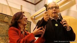 Fabrice Luchini Record historique vente des vins Hospices de Beaune 2010