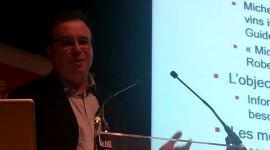 Thierry Desseauve à la Conférence vin 2.0 Paris