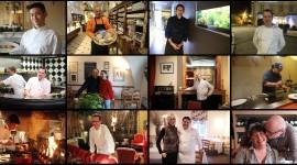 Pudlo à Beaune - Photos de Gilles Pudlowski et Maurice Rougemont