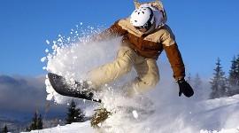 snowboarding '09 par mcmortygreen cc: by-nc-sa/2.0/