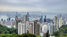 Hong Kong Cityscape par mischiru cc: by-nc-nd/2.0/