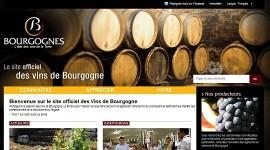 Nouveau design pour le site officiel des Vins de Bourgogne BIVB 600