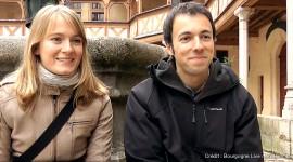 Anja Cheriakova et Georges Janssens - World Wine Tour 2010 - Aurélien Ibanez