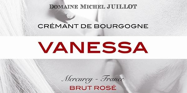 Vanessa une chaine de tv erotique au quebec et un cremant bourgogne du domaine michel juillot a merc