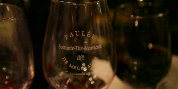 Reportage Paulée de Meursault 2011 par BourgogneLive