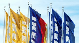 IKEA Flags par John Pastor CC : by-nd/2.0/