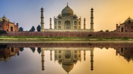 Farewell India - The Taj Mahal par Stuck in Customs CC : by-nc-sa/2.0/
