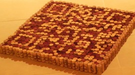 finished-wine-cork-qr-code par Ryan O Connell CC : Attribution – Creative Commons – Share alike