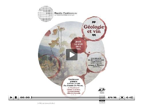 géologie et vin voir la vidéo