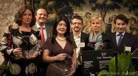 Armelle, Yukino Kano, Muriel Bessard Trophée de la Presse 2012 par Aurélien Ibanez