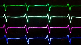 Colored Heartbeats par duane.schoon cc : by-nc-sa/2.0/