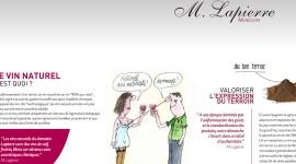Site Internet de Marcel Lapierre