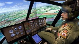 Squirrel Helicopter Simulator par Defence Images CC : by-nc-nd/2.0/
