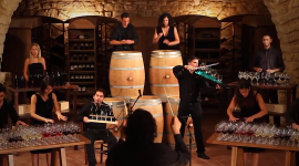 The Sound of Wine by Tasca d Almerita
