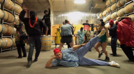 Troublemaker Harlem Shake  Official Winery Edition    YouTube
