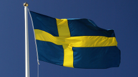 Swedish Flag par flo_p CC : by/2.0/