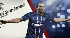 Zlatan Ibrahimovic Officiel par PSG World © CC : by-nc-nd/2.0/