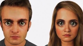 Human Faces Might Look Like This in 100 000 Years   YouTube