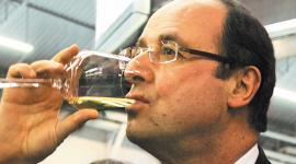 Président Hollande-Vin & Société