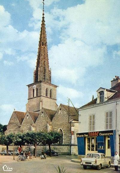 Meursault place